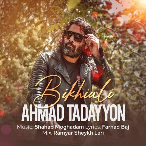 دانلود موزیک جدید احمد تدین بی خیالی
