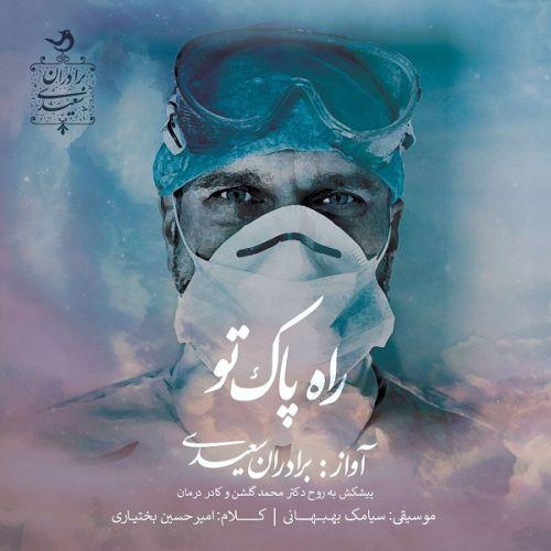 دانلود موزیک جدید برادران سعیدی راه پاک تو
